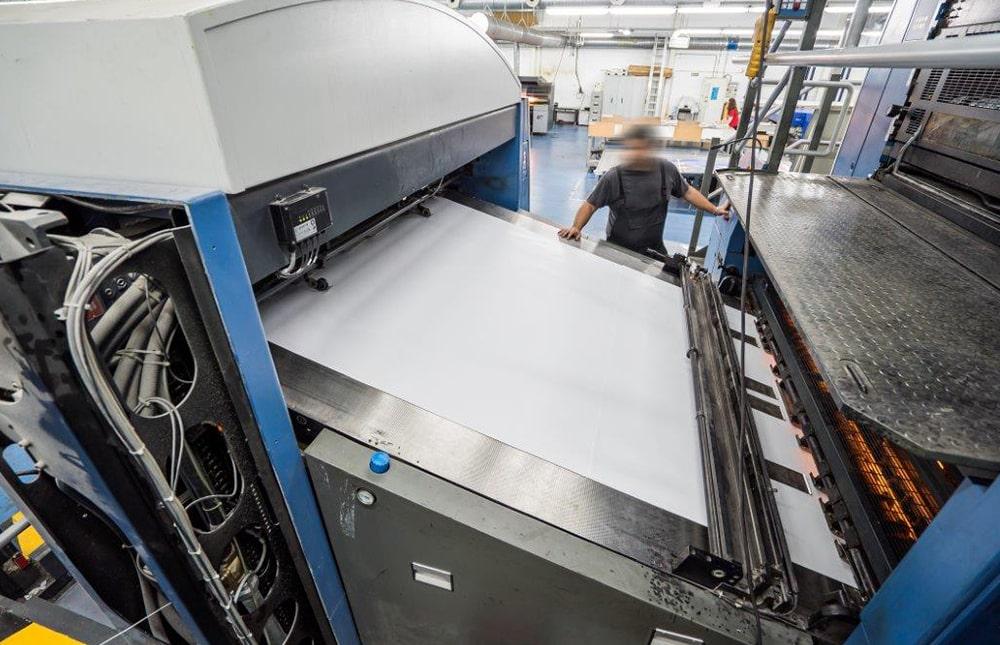 maquinaria imprenta