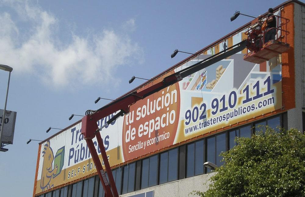 empresas de rotulacion fachadas