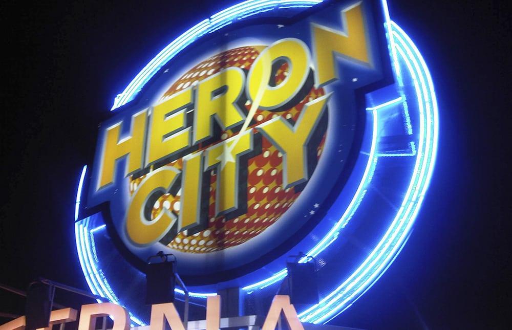 rotulo para comercio en Heron City