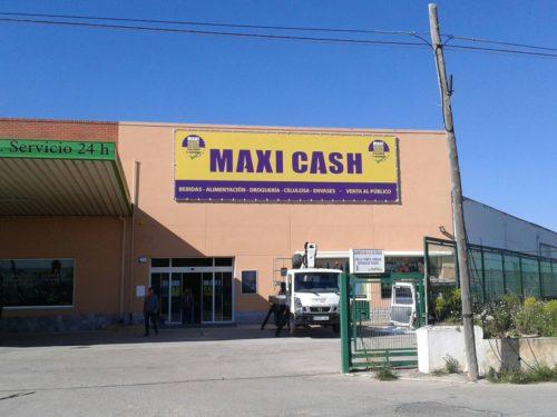 maxi cash lonas gran formato