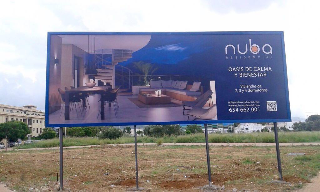 Gigantia, billboard printing