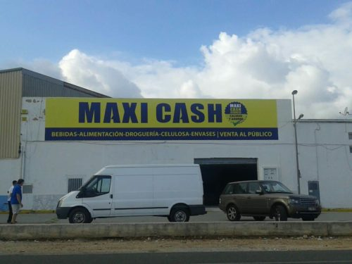 Maxi Cash impresion gran formato