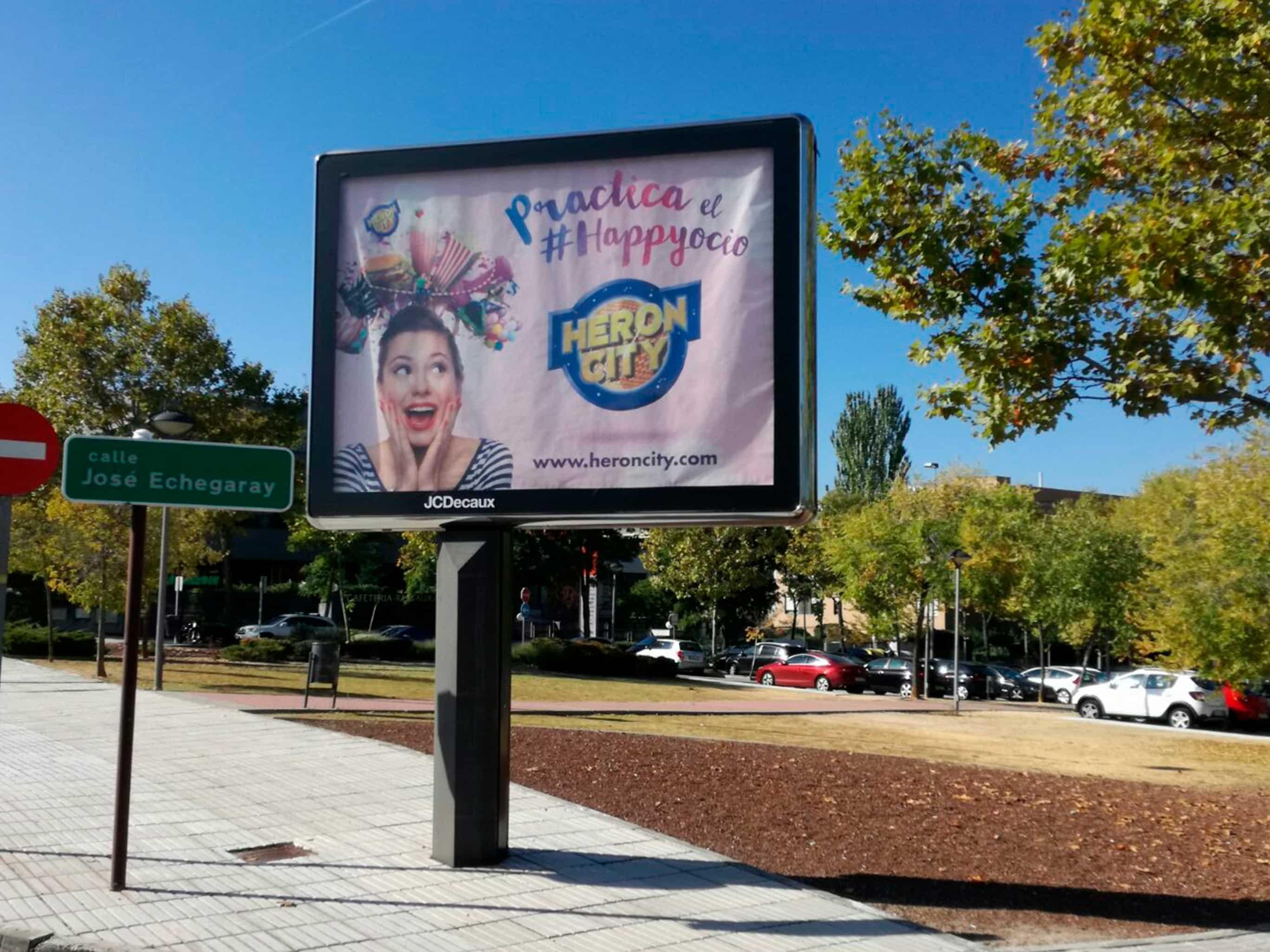 Soportes publicidad exterior