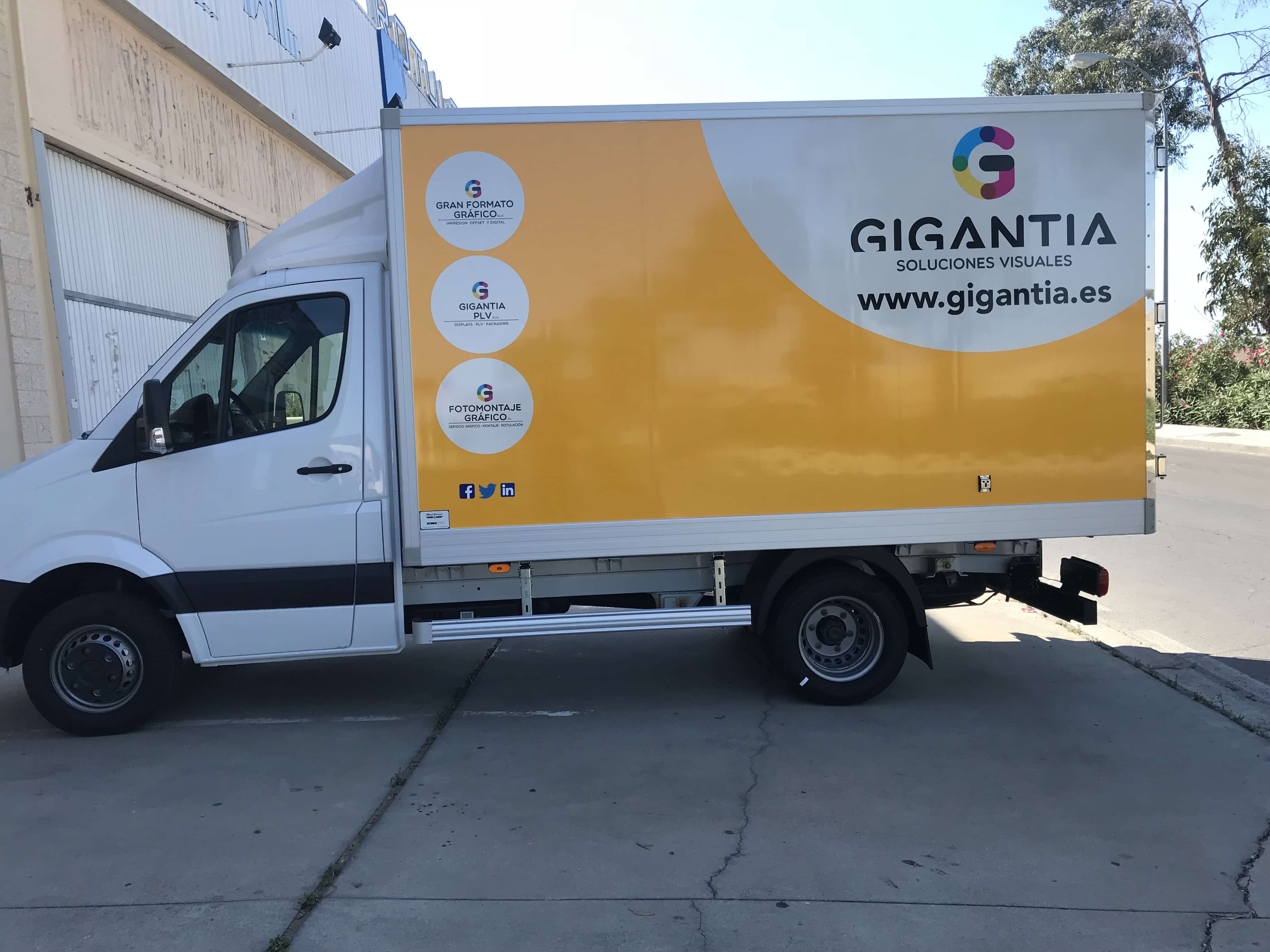 nueva flota de vehiculos