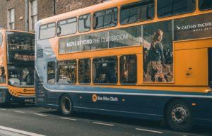 consejos para la rotulación de autobuses