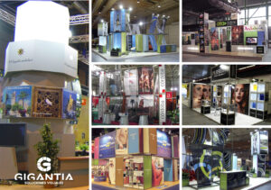 materiales para stands