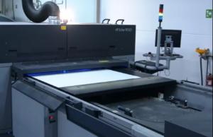 prensa industrial
